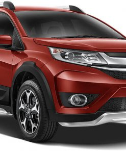 Honda BR-V Passion Red Pearl