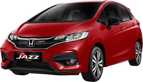 Honda Jazz Rallye Red